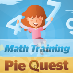 PieQuest Math Training